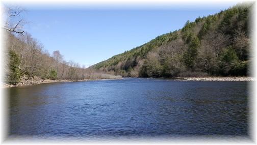 Lehigh River Gorge 04/23/16