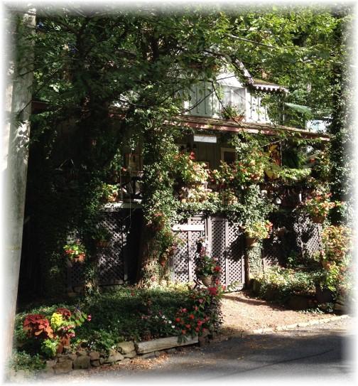 Mount Gretna cottage 10/6/15