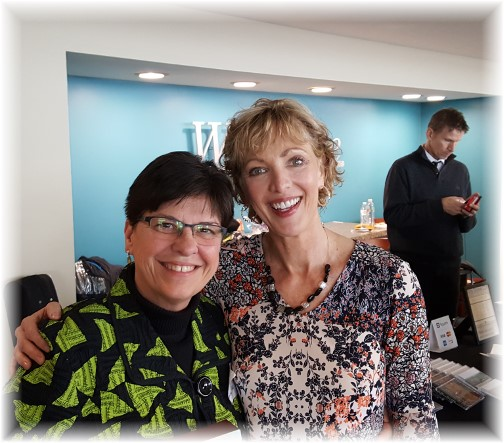Brooksyne with Amy Shreve VOM conference 3/18/17