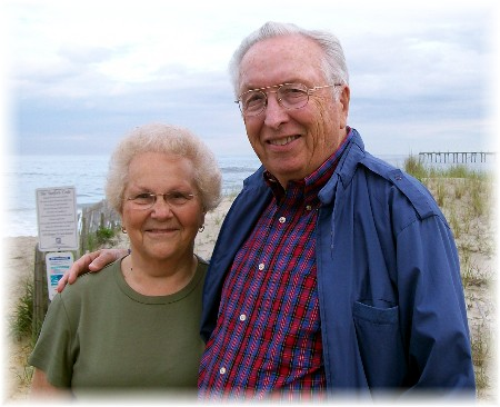 Ed and Gladys Berkey