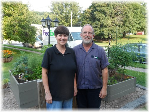 Jim and Wendy Gambini 8/22/13