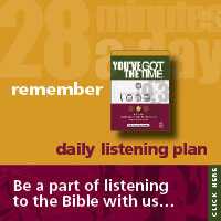 """""""You've Got The Time"""" Bible reading plan"""