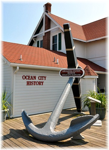 Anchor in Ocean City MD