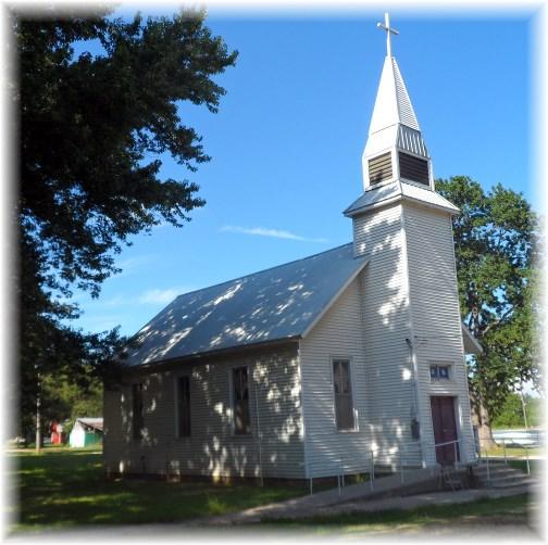 Church in Harwood Missouri