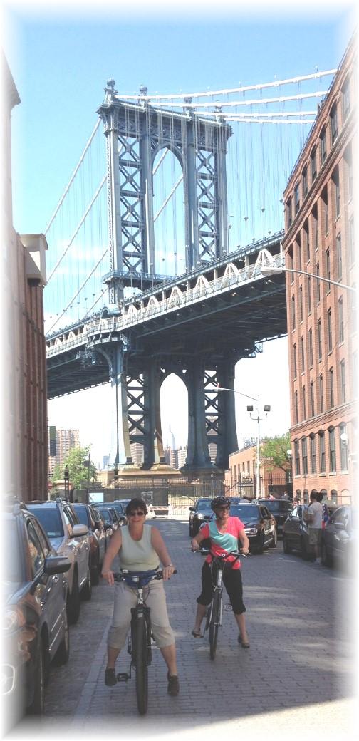 Under Manhattan Bridge 5/26/14
