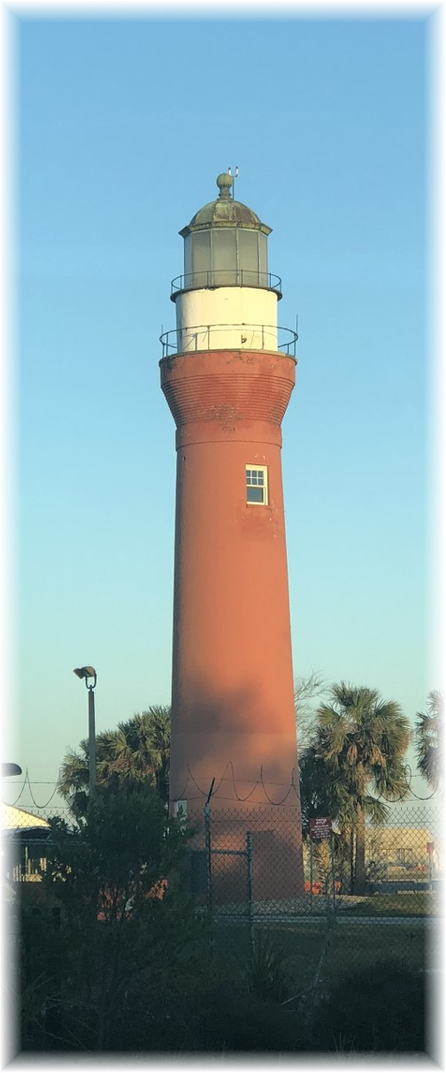 Saint Johns River lighthouse 3/14/18