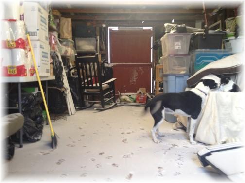 Winter blast 2/15/15 barn loft