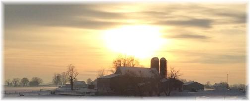 Sunrise 2/4/14