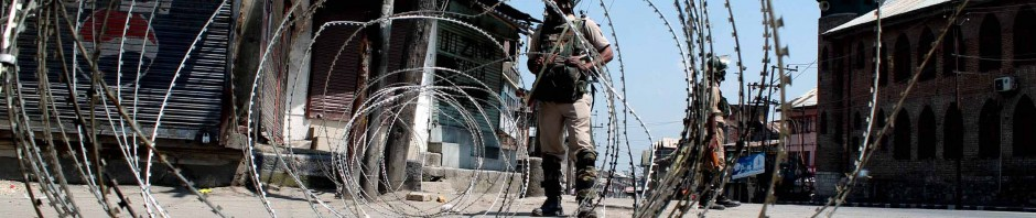 Restrictions in parts of Srinagar in view of strike