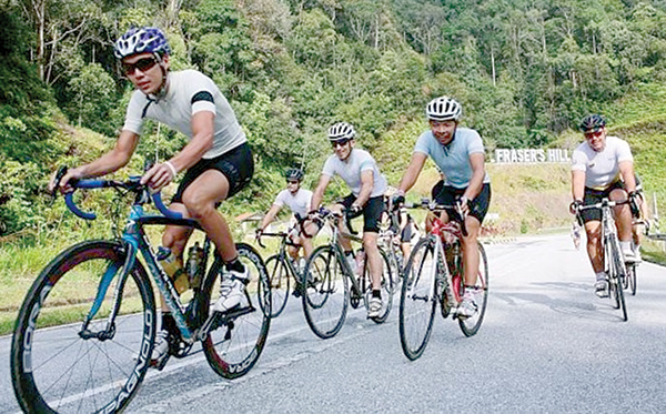 Healthiness: Cycling Advantages