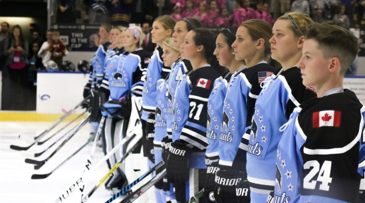 Daily Roundup: NWHL holding two-week season, AHL season in question and IIHF bans seven for match fixing