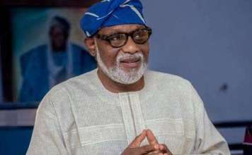 Ondo State out of hunger as Akeredolu presents N215 million cheque to farmers
