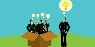 How to think outside the box in the workplace