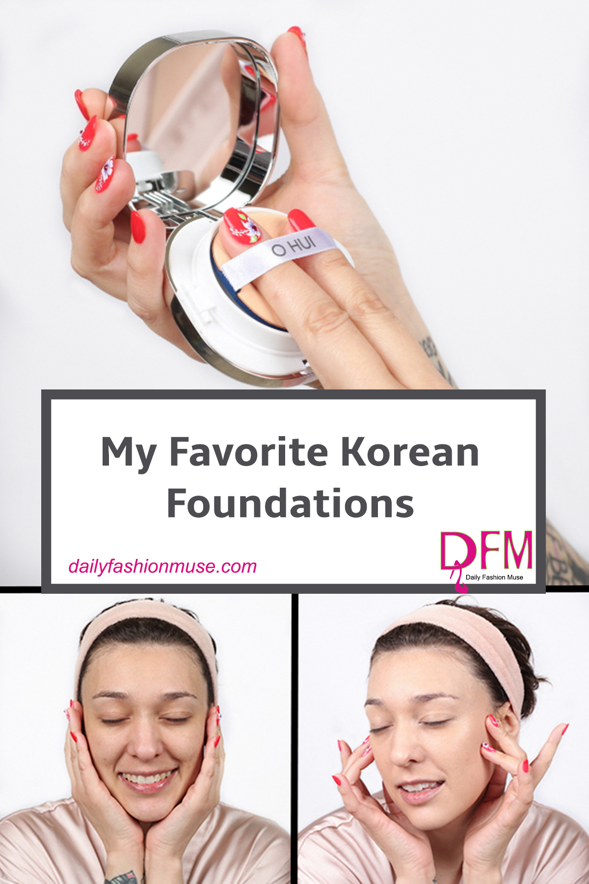 The Korean beauty industry is booming and for good reason. Korea has been leading the charge in new technology for skincare. Click to read about 2 of my favorite Korean Foundations.