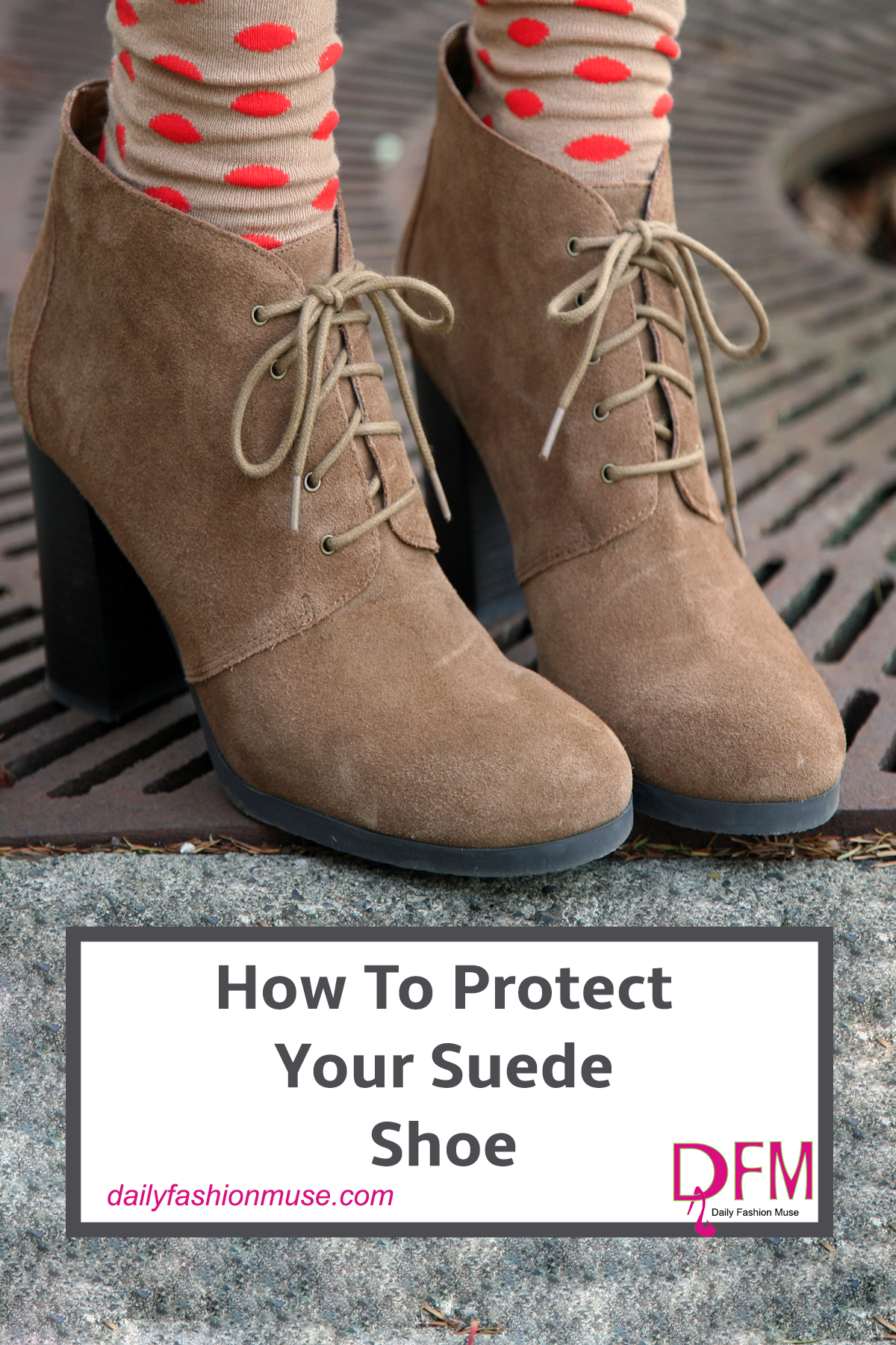 You just scored a deal on a sweet pair of suede shoes, but before your step outside in them, you best read these seven tips to protect suede shoes.