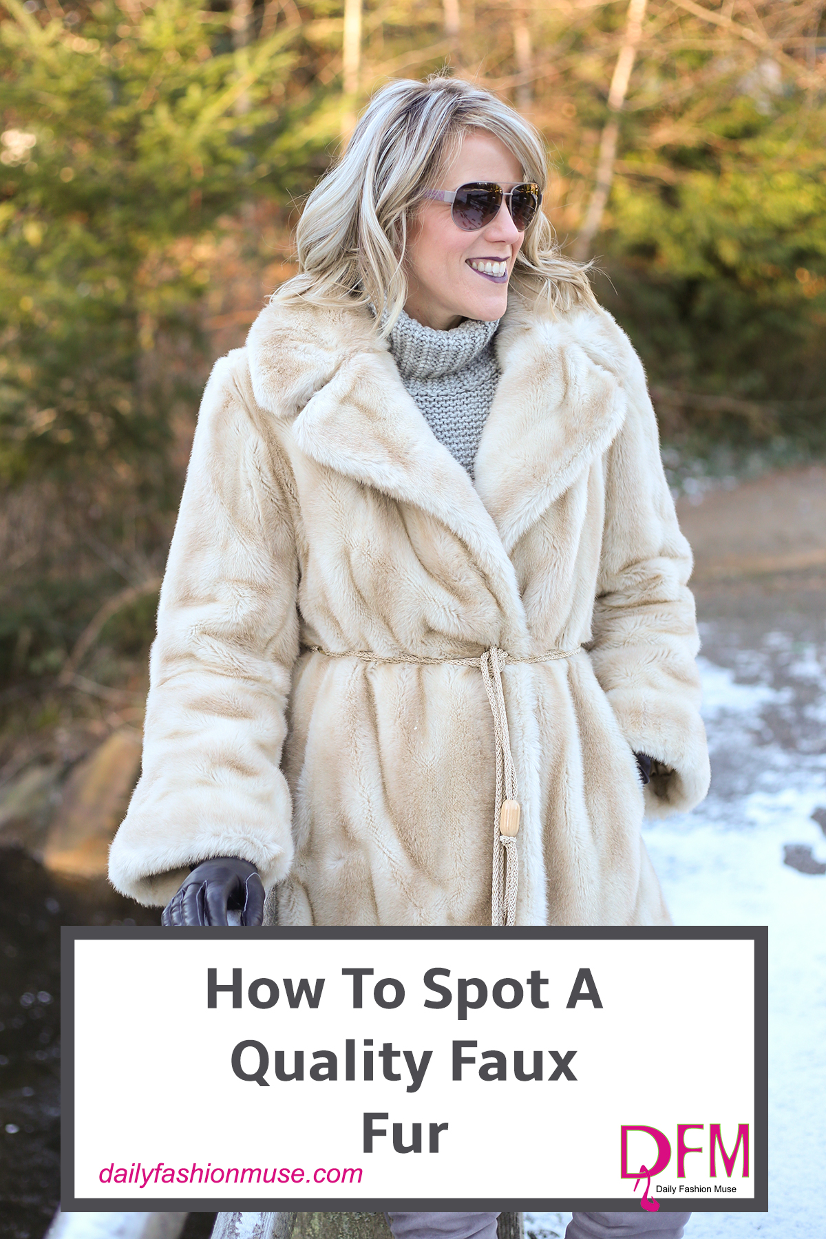 What does one look for in a faux fur? A wrong choice can leave you with a matted mess on your hands. But using these 5 tips can fool even the best of them.