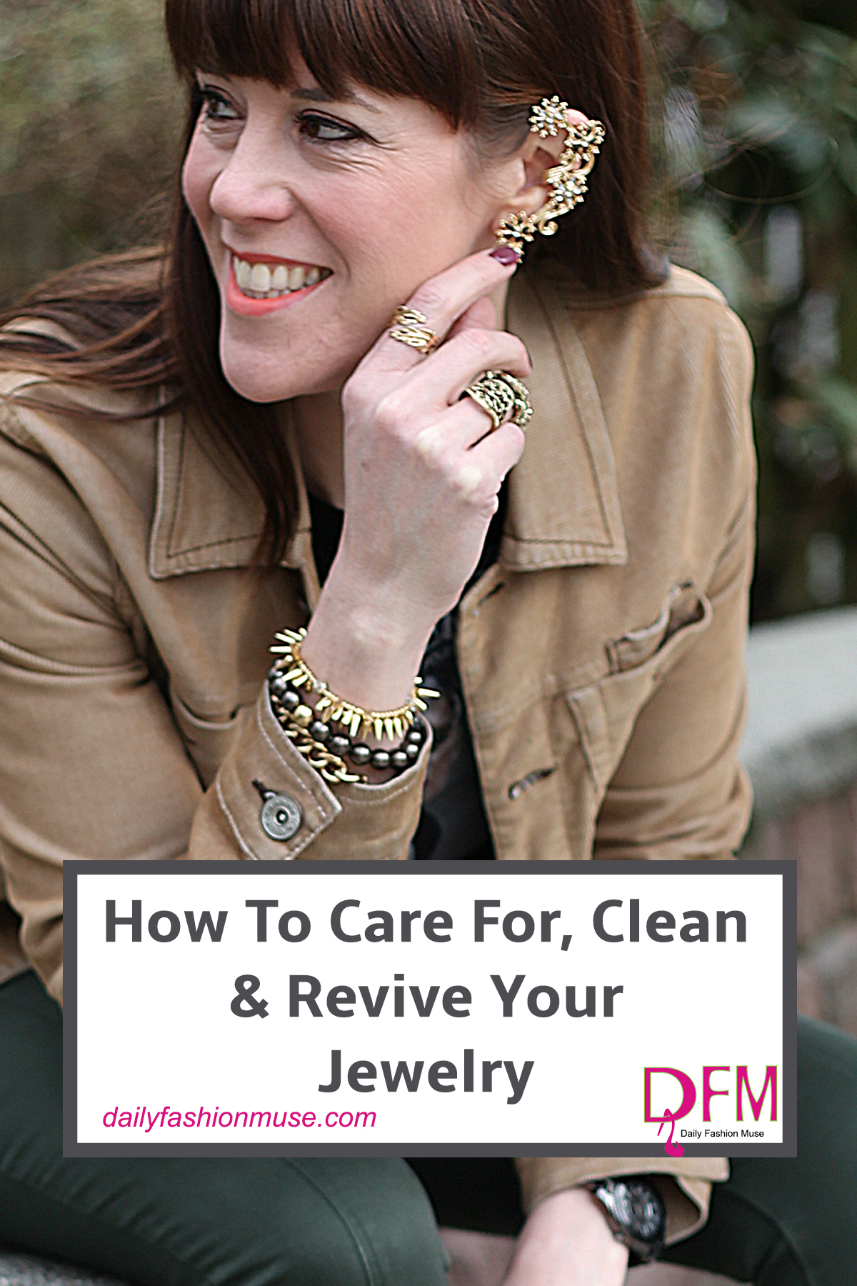 Caring for, cleaning, and reviving your jewelry is a simple process that just requires a little discipline. Click through for the best techniques.