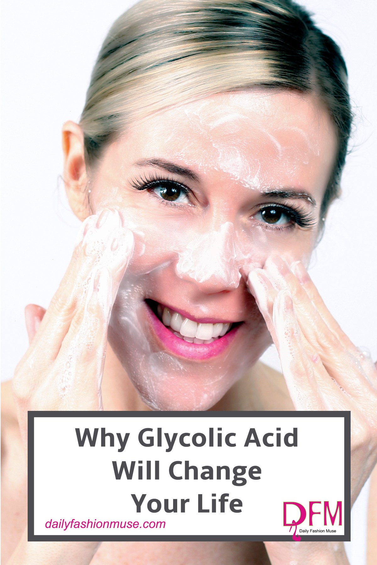 The benefits of glycolic acid are numerous with the most common being an effective anti-aging solution. Read my experience with it and how it can help you. Daily Fashion Muse