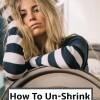Your worst nightmare! That cotton shirt you meant to line-dry just came out of the dryer shrunken. Here is a hack to un-shrink clothes that really works