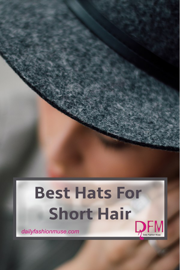 b478e4e8f9b07 Struggling to find just the right hat for short hair  In this post I discuss