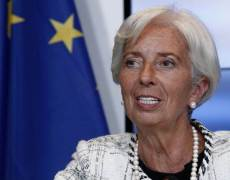Euro Lower After Lagarde Comments