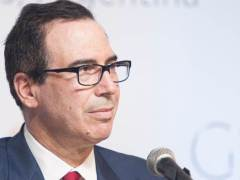 Mnuchin Warns on U.S. Unemployment Rates