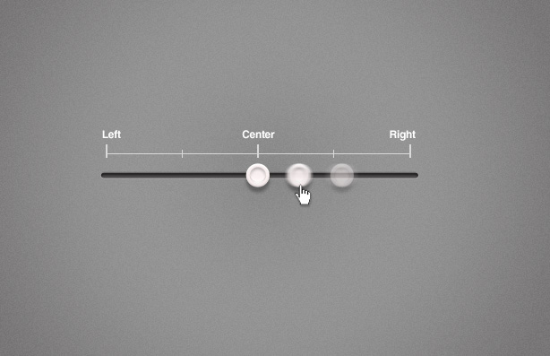 delicate white options slider (psd)