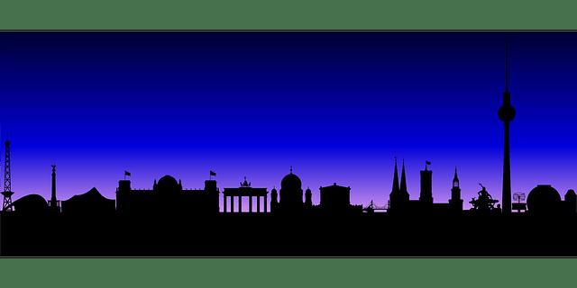 City Night Scenes outline