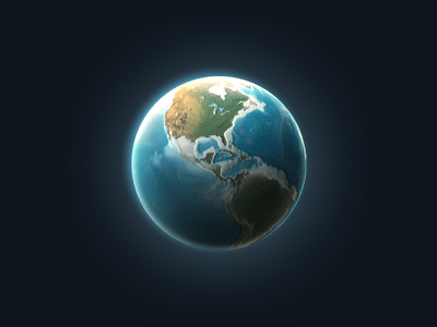 Cool Earth Free PSD