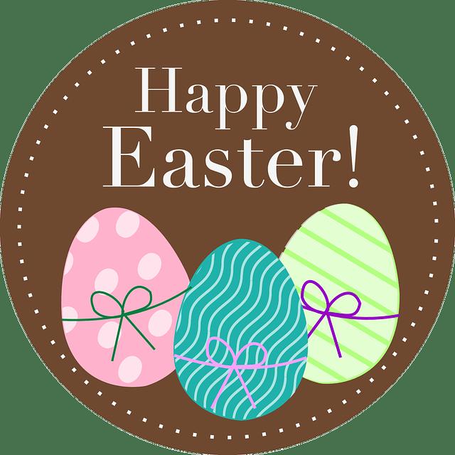 Easter Egg -Happy Easter Vector