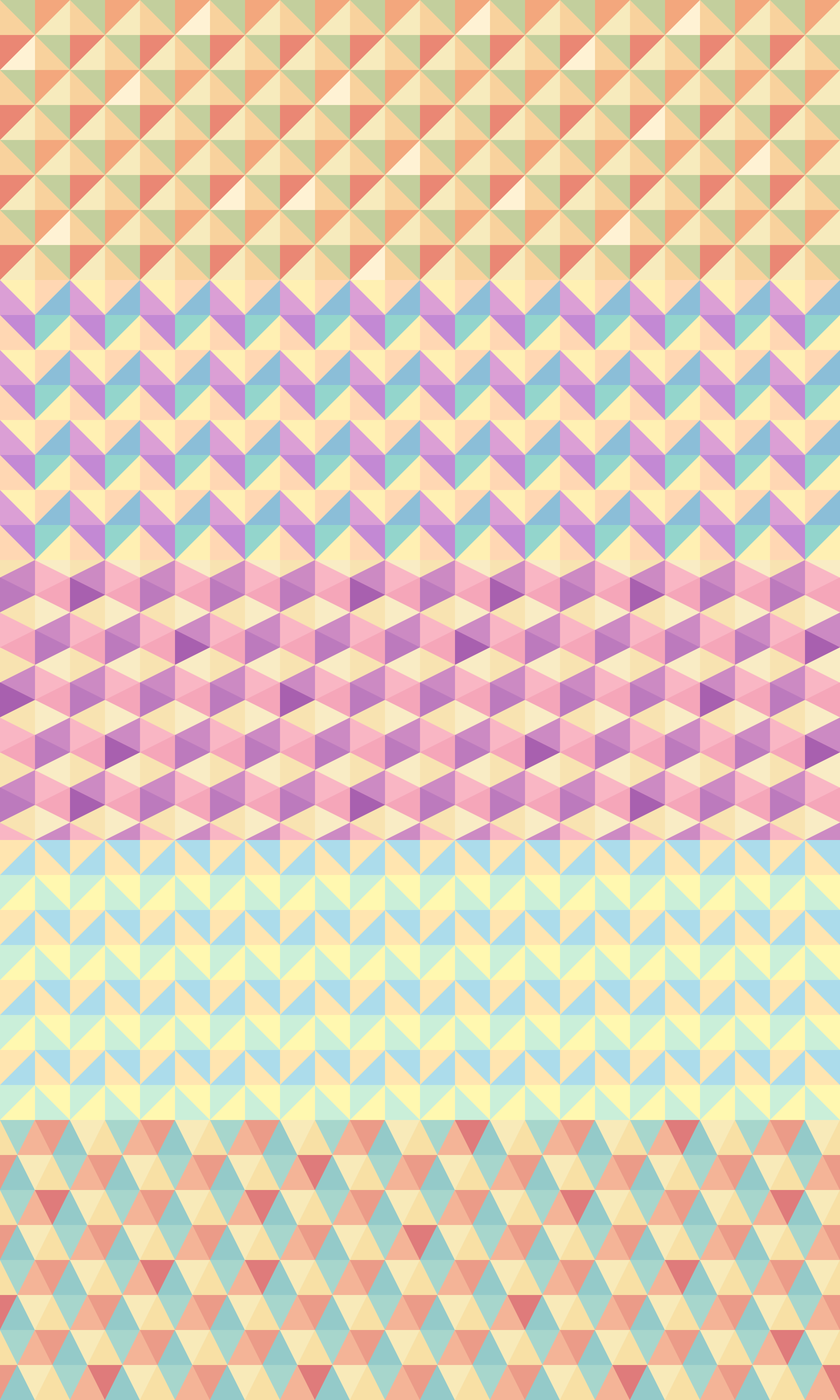 Polygon Backgrounds(check pattern) PSD