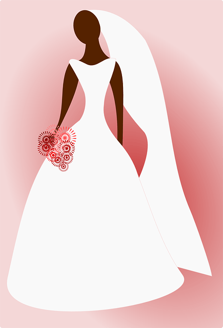 Wedding- bride vector