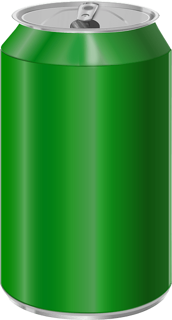 drink-cans free vector