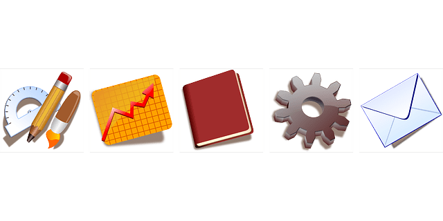 Gear-notebook-mail-drawing tool