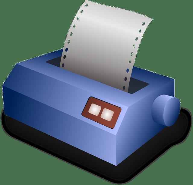 inkjet printer print document printout peripherals