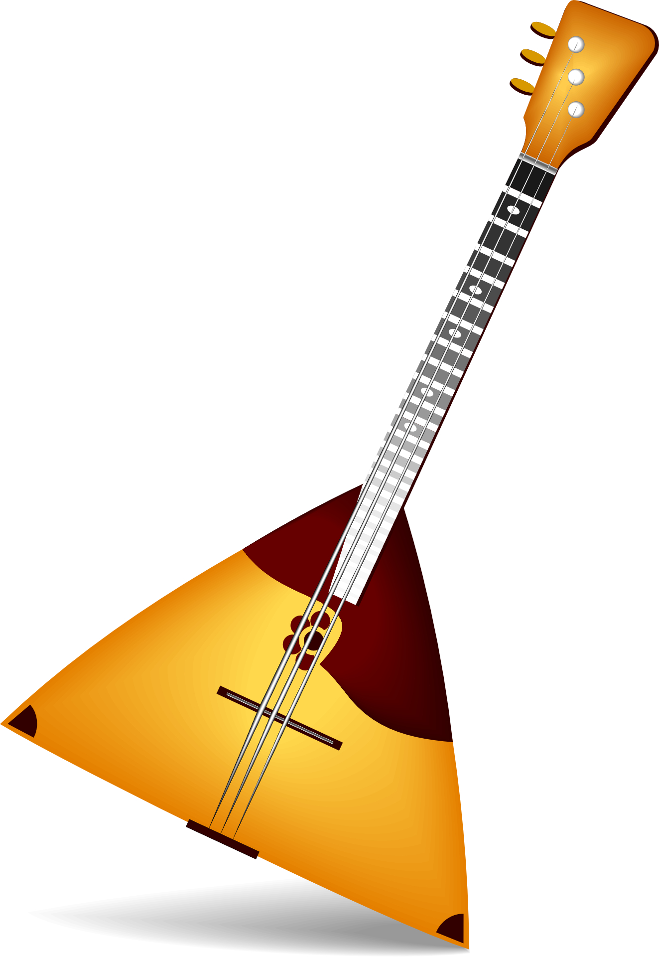 music instrument ,balalaika vector