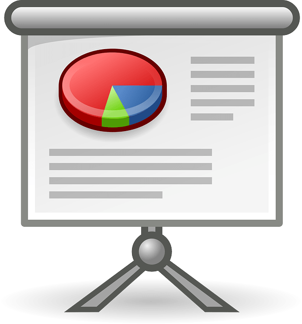 presentation beamer powerpoint diagram