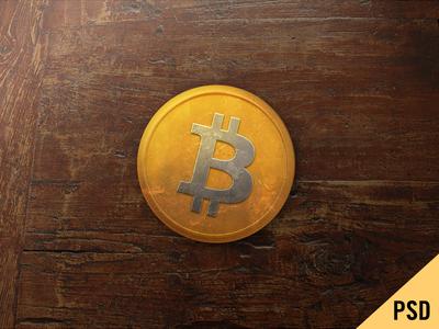 Free Bitcoin PSD