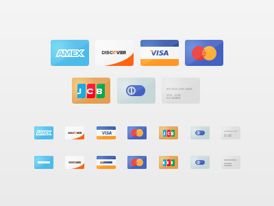 Free Credit Cards PSD
