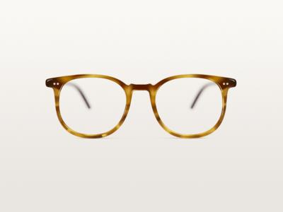 Free Garrett Leight Glasses PSD