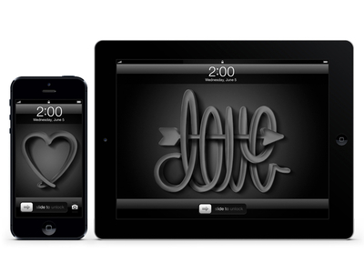 Love Wallpapers-Free iPhone / iPad wallpapers