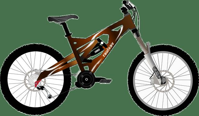 Bike bicycle free vector