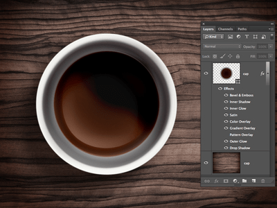 Free Coffee Cup Icon PSD
