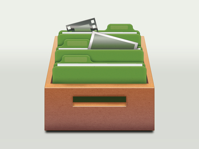 Free Dossier Icon Mac