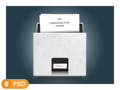 Drawer PSD