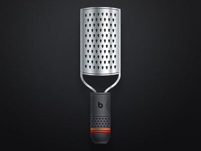 PSD-Cheese Grater