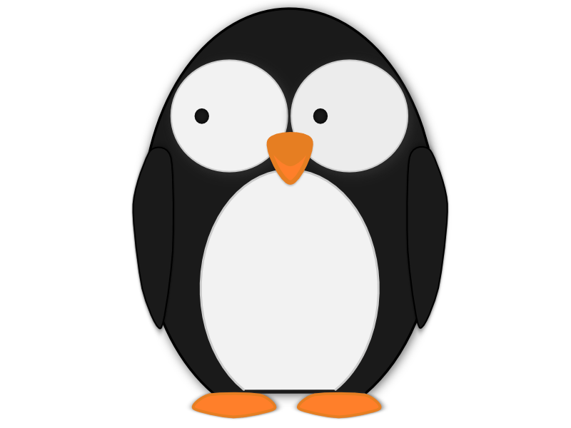 Linux Logo -Free Tux PNG & Vector