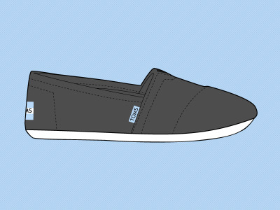 Free Shoes Vector illustration