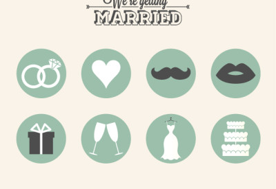Free Wedding Vector Icons (AI & EPS) Download