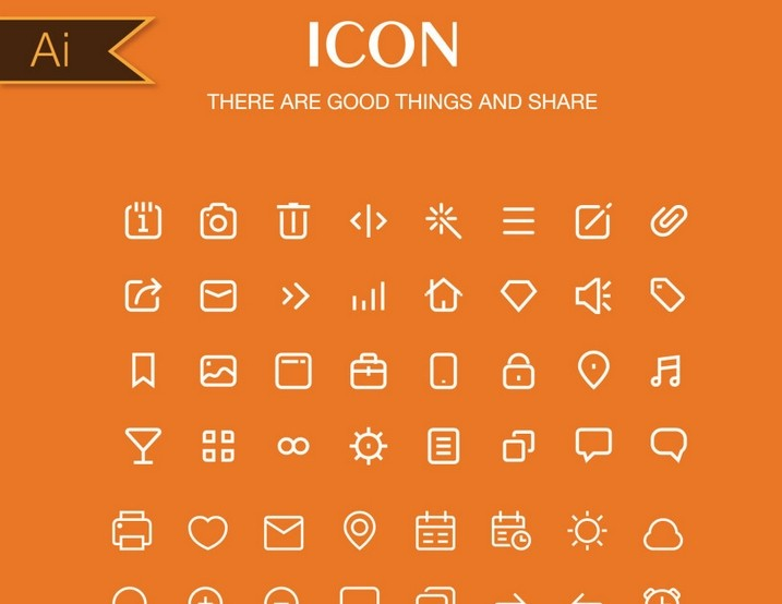 Mobile Phone Icon Vector (136 icons)